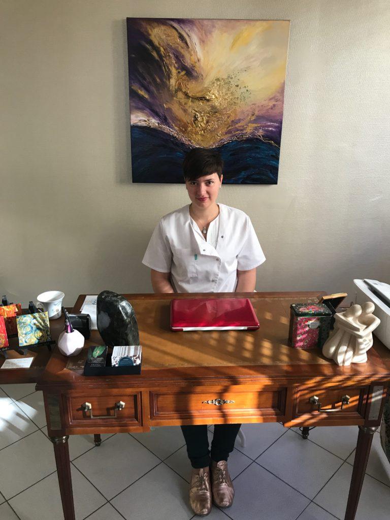 Prendre RDV avec Florence Grimaldi - Ostéopathe